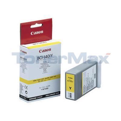 CANON BCI-1401Y INK TANK YELLOW 130ML